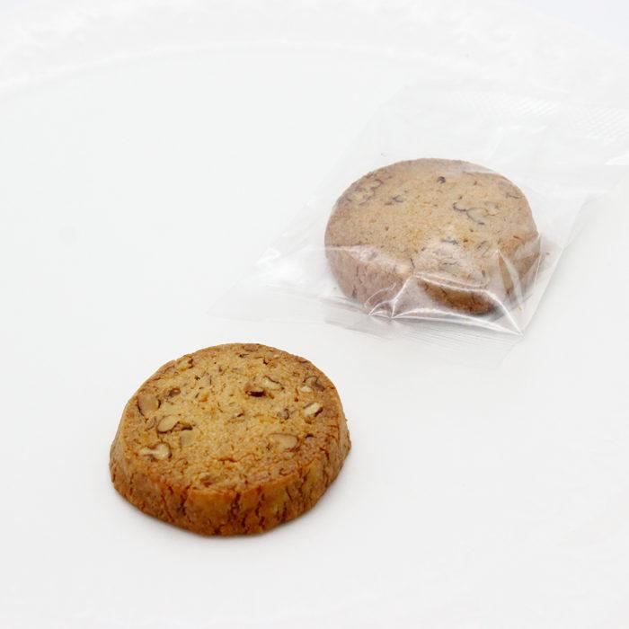 ピーカンナッツクッキー